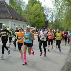 SEB 28. Maijooks - Signe Uibo (58), Kersti Härm (86), Birgit Paltsmar (536)