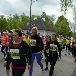 SEB 28. Maijooks - Marje Toom (439), Kadri Lepikult (2323), Ann-Mari Koppel (3374)