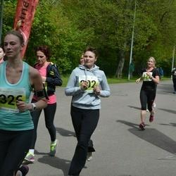 SEB 28. Maijooks - Anna Afanasjeva (202), Kaili Laur (326)