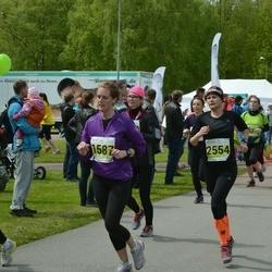 SEB 28. Maijooks - Teele Sarapuu (1587), Annika Remmer (2554)