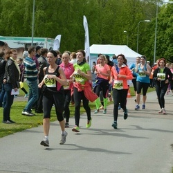 SEB 28. Maijooks - Terje Vooglaid (843), Anneliis Plado (2364)