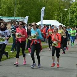 SEB 28. Maijooks - Liis Laursoo (1457), Anna-Liina Amer (3365), Elisabet Suun (3427)