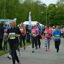 SEB 28. Maijooks - Tiiu Varik (256), Anu Liiva (273), Agnes Konrad (3311)