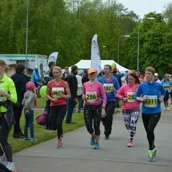 SEB 28. Maijooks - Tiiu Varik (256), Agnes Konrad (3311)