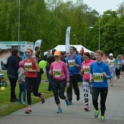 SEB 28. Maijooks - Tiiu Varik (256), Agnes Konrad (3311), Katrin Buchwald (3605)