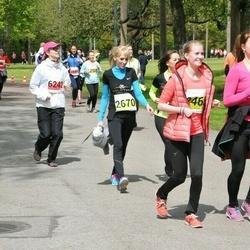 SEB 28. Maijooks - Anna Lavrentsova (2670), Kristiina Abel (6242)