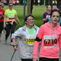 SEB 28. Maijooks - Sigrid Moor (6710), Annika Rull (10081)