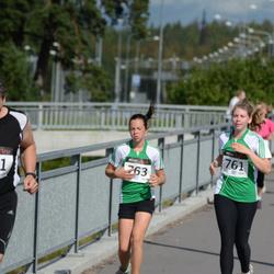 XII Jüri Jaansoni Kahe Silla jooks - Anni Voll (761), Berit Terras (763)