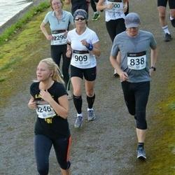 XII Jüri Jaansoni Kahe Silla jooks - Eero Erastus (838), Marika Roopärg (909), Agnes Sepa (2246)