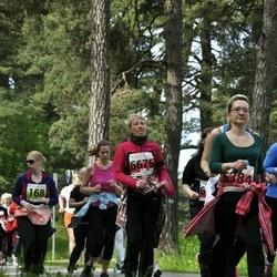 SEB 28. Maijooks - Britt-Marena Tiikmaa (168), Tatjana Šipko (5384), Liisa Rajamets (6127), Kairi Neero (6675)