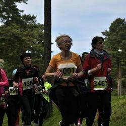 SEB 28. Maijooks - Hiie-Liin Tamm (606), Annely Jürgens (1001), Kädi Lepberg (1425), Kaja Köster (1606), Kertu Talts (3111), Kairi Kale (3467)