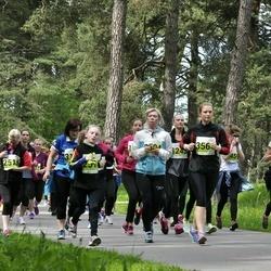 SEB 28. Maijooks - Anni Jõe (2515), Ingrid Mühling (2929), Janika Nõlvak-Pirn (3504)