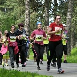 SEB 28. Maijooks - Mari Alvela (2341), Anastasia Jefimova (2876)