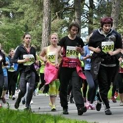 SEB 28. Maijooks - Svetlana Adelevits (2701), Anastasia Jefimova (2876)