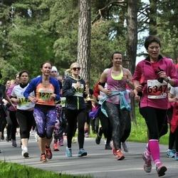 SEB 28. Maijooks - Katrin Paal (1080), Pille Tats (1273), Annika Talvar (6347)