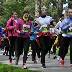 SEB 28. Maijooks - Agnes Aguraiuja (545), Kairi Tänavsuu (3069), Karin Vaigla (3191)