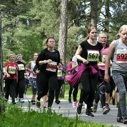 SEB 28. Maijooks - Riina Linaste (349), Andra Siinmaa (567), Diana Aus (5362), Hana Saarna (5922)