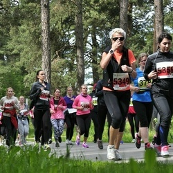 SEB 28. Maijooks - Liina Saaremets (5349), Afina Berget-Sadõhov (5359), Kristina Hirv (6764)