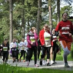 SEB 28. Maijooks - Maret Niinepuu (3000), Andra Kaasik (5443), Helis Vaarik (5948)