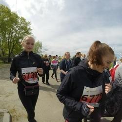 SEB 28. Maijooks - Helena Kruus (6730), Annabel Jürgenson (6772)