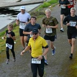 XII Jüri Jaansoni Kahe Silla jooks - Risto Lilleleht (277), Ragnar Lelle (405), Timo Aas (1328), Kristen Sempelson (1387), Ago Teder (2275)