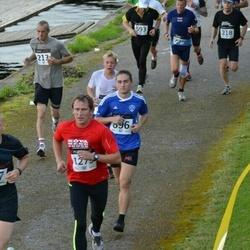 XII Jüri Jaansoni Kahe Silla jooks - Üllar Vill (213), Rain Hallimäe (218)