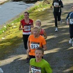 XII Jüri Jaansoni Kahe Silla jooks - Brandon Loorits (309), Merike Muru (912)