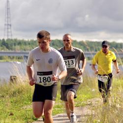 XII Jüri Jaansoni Kahe Silla jooks - Allvar Väli (180), Üllar Vill (213)