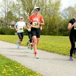 SEB 28. Maijooks - Alma Sarapuu (34), Õnne-Liina Jakobson (40), Anastasia Gerassimova (547)