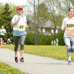SEB 28. Maijooks - Kaja Masing (35), Lena Korkola (49), Anneliis Vahtramäe (3256)