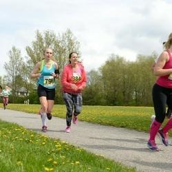SEB 28. Maijooks - Liis Mõttus (71), Ülle Kokla (197), Anni Kagovere (384), Cathy-Liis Suurkivi (796)