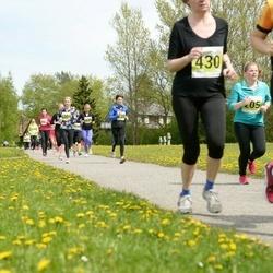 SEB 28. Maijooks - Triin Pärna (54), Sigrid Külaots (205), Varje Männiste (238), Ada Ruttik (430), Marje Toom (439), Mari-Liis Kuus (1798), Renate Leesmaa (3190), Eda Lehmann (3303)