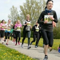 SEB 28. Maijooks - Triin Jervson (112), Greeta Roosileht (277), Signe Tamm (448), Mari-Liis Tamm (449), Eda-Liis Hansson (1830), Kristi Vaks (1983), Marika Roopärg (2160), Annely Sander (3269)