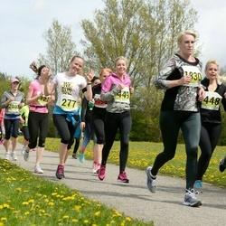 SEB 28. Maijooks - Triin Jervson (112), Greeta Roosileht (277), Kristi Vainura (373), Signe Tamm (448), Mari-Liis Tamm (449), Eda-Liis Hansson (1830), Marika Roopärg (2160), Annely Sander (3269)
