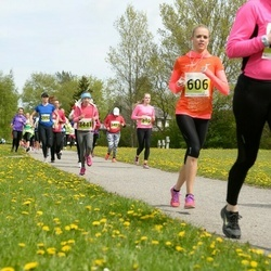 SEB 28. Maijooks - Carolina Camilla Graf (340), Hiie-Liin Tamm (606), Kristlin Kõrgesaar (1421), Bret Schär (2992), Gizela Gunin (3441)