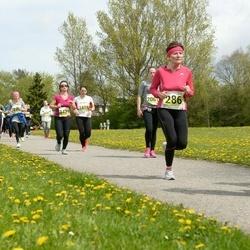 SEB 28. Maijooks - Ingrid Krall (286), Jane Ird (1418), Reene Teder (2061), Anneli Tõnissoo (3471)