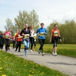 SEB 28. Maijooks - Pille Erm (296), Mirja Sarap (2598), Agnes Konrad (3311)