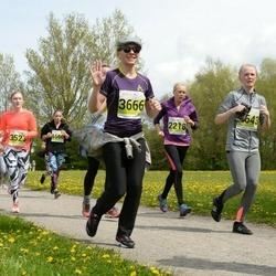 SEB 28. Maijooks - Lisette Nau (440), Marelle Pärn (719), Anna Maria Millend (1817), Jaanika Punnar (2218), Epp Sillaste (3666)