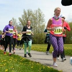 SEB 28. Maijooks - Anita Miia Marjapuu (230), Moonika Merivälja (3124)