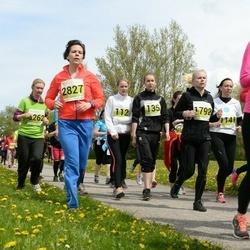 SEB 28. Maijooks - Agnes Roolaid (64), Triin Jervson (112), Kairit Kumm (135), Katrin Sipsaka (1141), Riin Avasaar (1792), Kaily Lääne (2827)