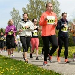 SEB 28. Maijooks - Aave-Lotta Lilienthal (2782), Krista Toomesoo (2923), Teele Mikk (3181), Minna-Mirjam Kurvtis (3234)