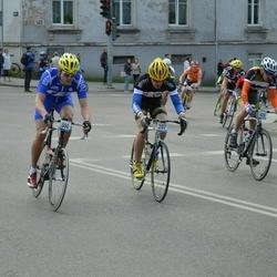 34. Tartu Rattaralli - Bruno Võsu (207), Tõnu Tamm (350)