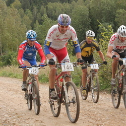 Elva Rattamaraton - Virgo Karu (14), Sven Luks (144), Raul Arula (195), Agur Kull (196)