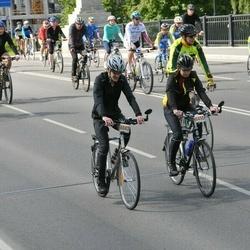 34. Tartu Rattaralli - Marko Vachtel (6043), Laura Vent (6450)