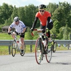 34. Tartu Rattaralli - Matti Laan (6216), Anna Balabaeva (6868)