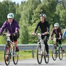 34. Tartu Rattaralli - Ann Nõmm (6427), Karin Kütt (6467), Laivi Taavits (6535)
