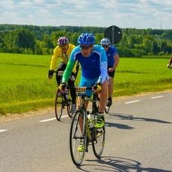 34. Tartu Rattaralli - Aavo Jõever (5380), Ahto Selter (5514)