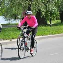 34. Tartu Rattaralli - Annely Lodi (6193), Kadri Jürimaa (6771)
