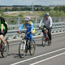 34. Tartu Rattaralli - Gunnar Tikerpe (5795), Arne Sõna (5923), Evelin Sootla (5987)