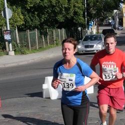 SEB Tallinna Maraton - Benoit Coune (139), Siim Semiskar (1572)